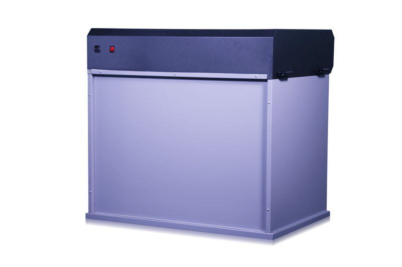 Backside of T90-7 color light box