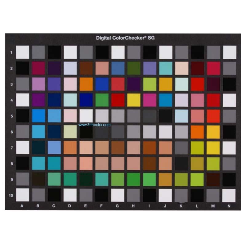 Sineimage ColorChecker SG Chart for White Balance