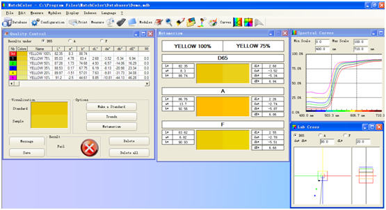 MatchColor Software