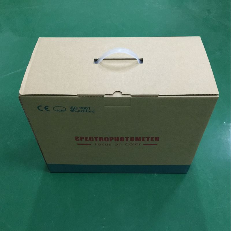 spectrophotometer package