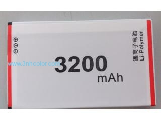 3200mAh Rechargeable Li-ion battery with long-span life for 3nh colorimeter spectrophotometer
