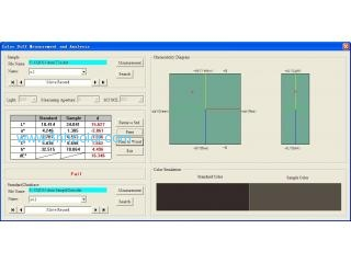 3nh Color Quality Controller System CQCS3 (Software)