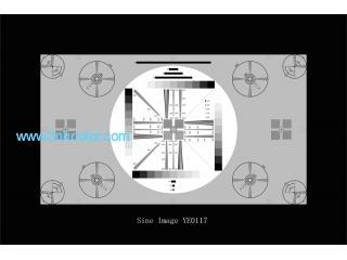 Sineimage HDTV Universal Test Chart YE0117