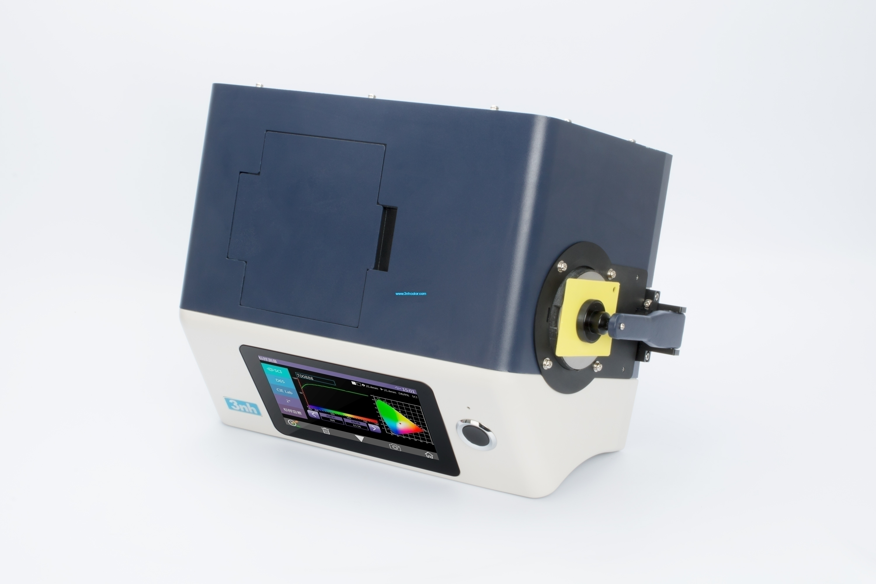 YS6010 Benchtop Spectrophotometer - 3nh