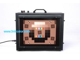 3nh T259000 high illumination/adjustable color temperature transmission light box