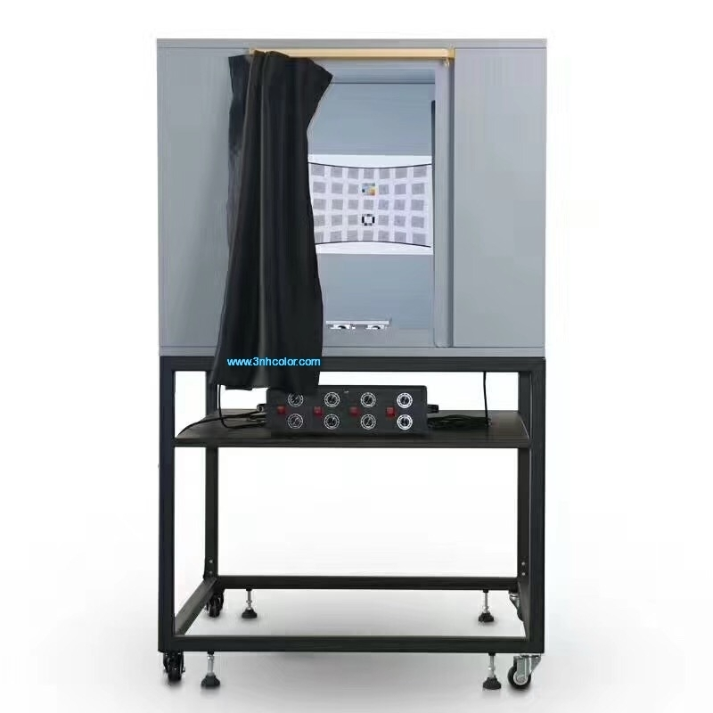 VC-118-S Camera Test Cabinet with D65 LED Lamps
