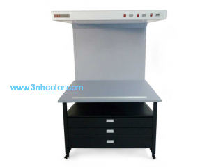 CC120B Color Proof Station Light Box with Drawers