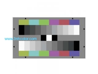 Sineimage YE0232 Log.Gray Scale/Color Test Chart