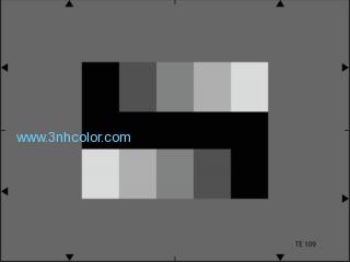 Sineimage YE0109 Logarithmic Gray Scale Test Chart
