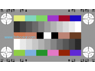 Sineimage YE0256 COLOR AND CALIBRATION TEST CHART