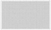 Sineimage YE0260 DOT CHART (Double Side)