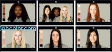 Sineimage YE0273 Flesh Tone Skin Test Chart