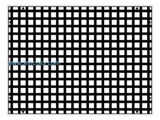 Sineimage YE0174 REGISTRATION TEST CHART
