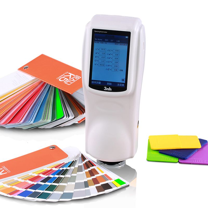 ral color card spectrophotometer