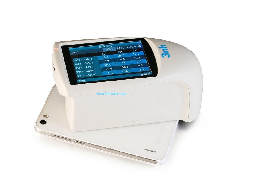 HG268 Tri Gloss Meter 20 60 85 degree with GQC6 Software